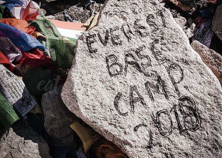 Faire le trek du Camp de base de l'Everest